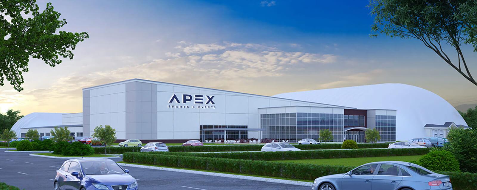 APEX render
