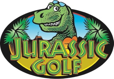 jurassic golf logo