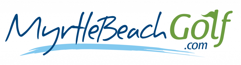 myrtle beach golf logo