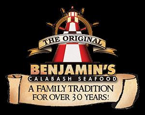 benjamins calabash seafood logo