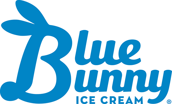 blue bunny ice cream logo