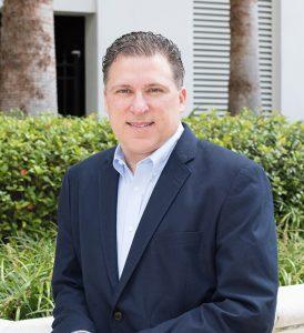 SFM Account Executive Gregg Wisecarver portrait