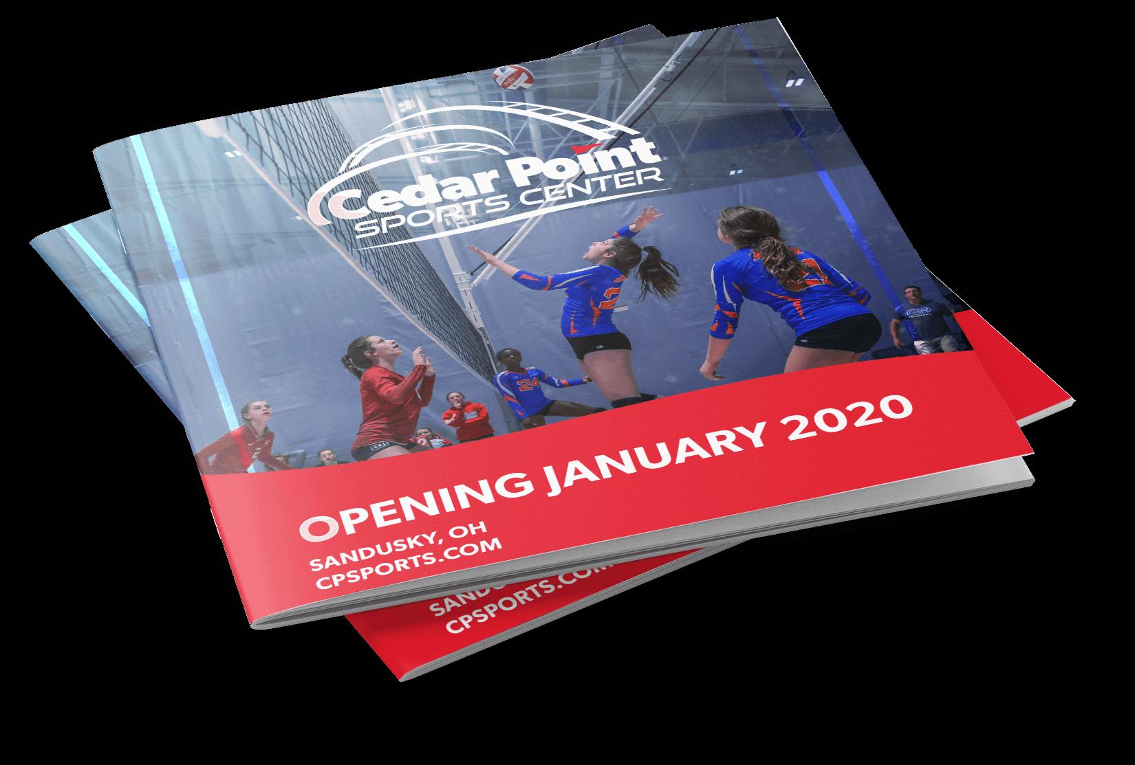 Cedar Point Sports Center Guide