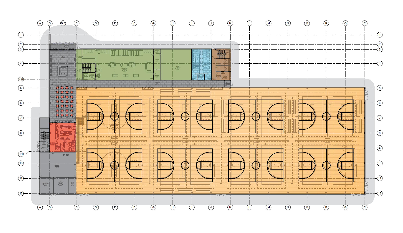Midway Floor Plan