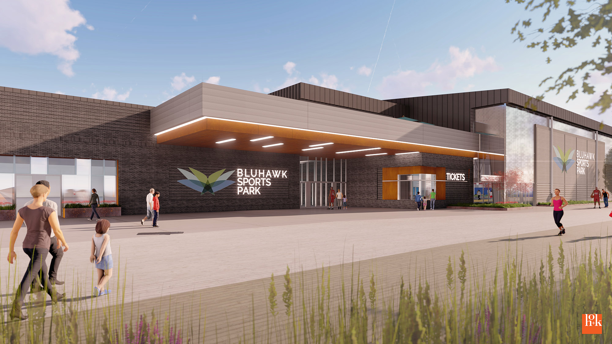 Bluhawk Sports Park